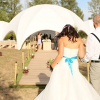 Dome wedding