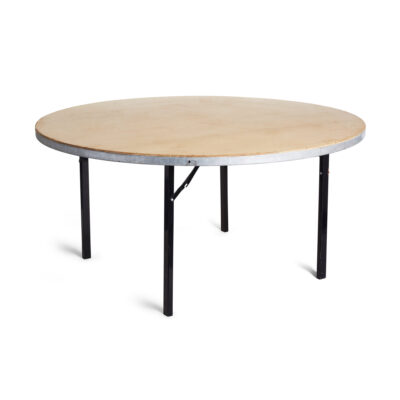 Banquet Large Round Table -  Seats 10