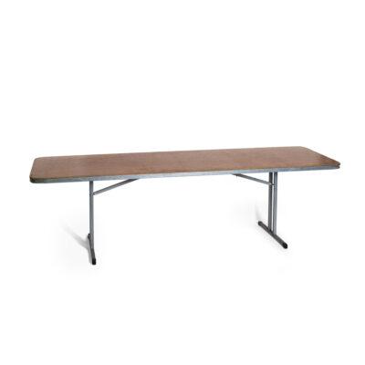 Banquet Trestle Table - Seats 10