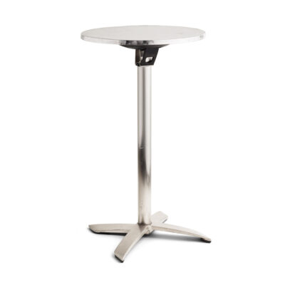 Bar Table - Chrome Top