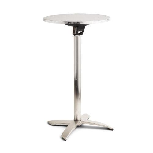 Bar Table - Chrome Top