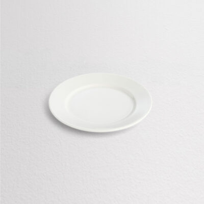 Dudson Classic White Side Plate 17cm