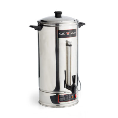 Large Electric Coffee Percolator