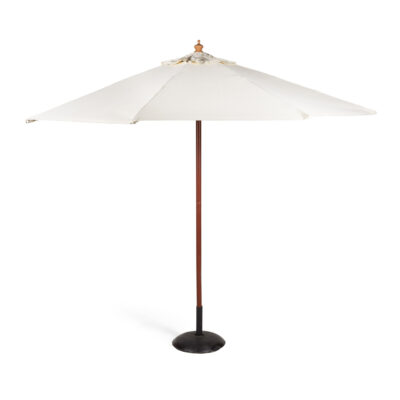 Market Umbrella and Stand Package